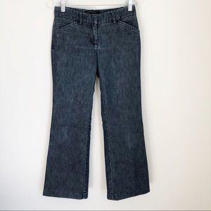 Express Editor Straight Leg Jeans